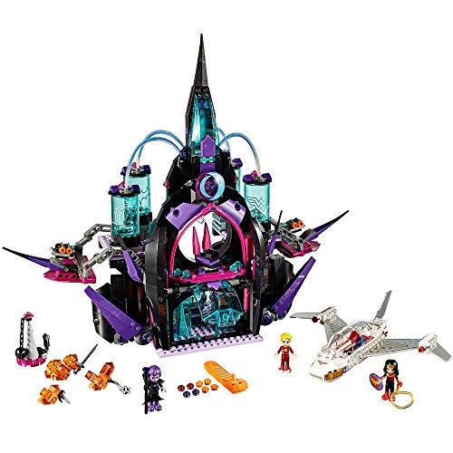 レゴ スーパーヒーローズ マーベル DCコミックス スーパーヒーローガールズ 6175157 LEGO DC Super Hero Girls Eclipso Dark Palace 41239 Building Kit (1078 Piece)レゴ スーパーヒーローズ マーベル DCコミックス スーパーヒーローガールズ 6175157
