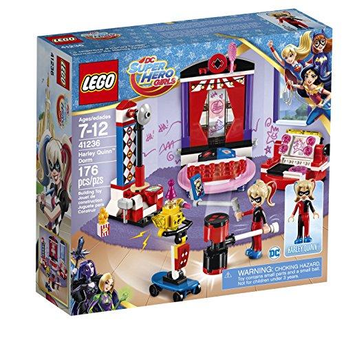 レゴ スーパーヒーローズ マーベル DCコミックス スーパーヒーローガールズ 6175139 【送料無料】LEGO DC Super Hero Girls Harley Quinn Dorm 41236 Building Kit (176 Piece)レゴ スーパーヒーローズ マーベル DCコミックス スーパーヒーローガールズ 6175139