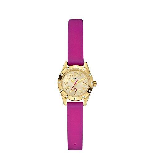ゲス GUESS 腕時計 レディース W0340L1 【送料無料】Guess W0340L1 - Ronde Golden Rose Femaleゲス GUESS 腕時計 レディース W0340L1