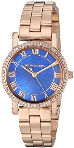 マイケルコース 腕時計 レディース マイケル・コース アメリカ直輸入 MK3732 【送料無料】Michael Kors Women's Petite Norie Quartz Watch with Stainless-Steel Strap, Rose Gold, 14マイケルコース 腕時計 レディース マイケル・コース アメリカ直輸入 MK3732