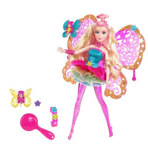 バービー バービー人形 T3037 【送料無料】Barbie Fashion Fairy Pink Dollバービー バービー人形 T3037