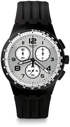 スウォッチ 腕時計 メンズ 夏の腕時計特集 SUSB103 【送料無料】Swatch Men's Originals SUSB103 Black Rubber Swiss Quartz Dress Watchスウォッチ 腕時計 メンズ 夏の腕時計特集 SUSB103