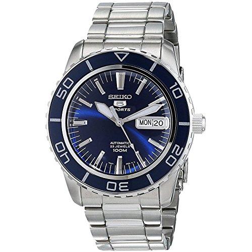セイコー 腕時計 メンズ SNZH53K1 【送料無料】SNZH53K1 Mens Blue Business Seiko Watchセイコー 腕時計 メンズ SNZH53K1