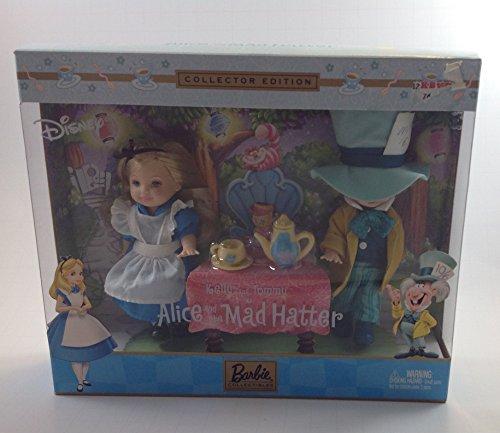 バービー バービー人形 チェルシー スキッパー ステイシー Barbie Kelly and Tommy as Alice and the Mad Hatterバービー バービー人形 チェルシー スキッパー ステイシー