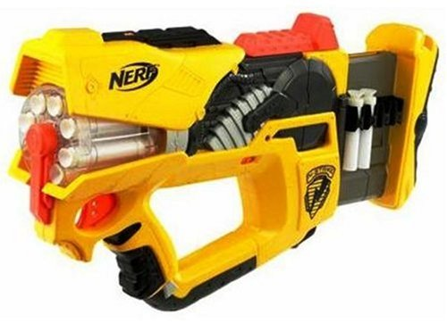 ナーフ エヌストライク アメリカ 直輸入 エリート 49597 Hasbro Nerf N-Strike Firefly REV-8ナーフ エヌストライク アメリカ 直輸入 エリート 49597