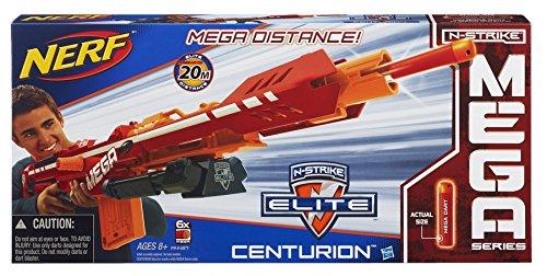 ナーフ メガ エヌストライクエリート アメリカ 直輸入 A4487 【送料無料】Nerf N-Strike Elite Mega Series Centurionナーフ メガ エヌストライクエリート アメリカ 直輸入 A4487