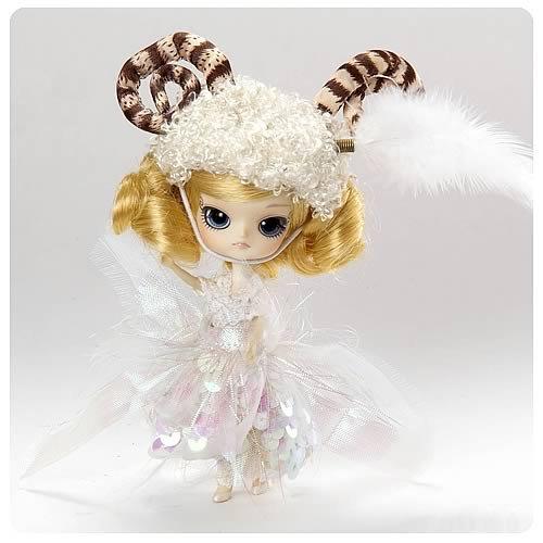 プーリップドール 人形 ドール Pullip Little Dal Aries Dollプーリップドール 人形 ドール