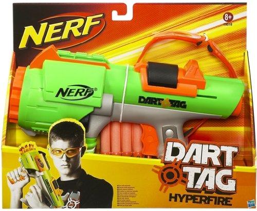 ナーフ メガ ダートタグ アメリカ 直輸入 19518 Nerf Dart Tag Hyperfire Dart Blasterナーフ メガ ダートタグ アメリカ 直輸入 19518