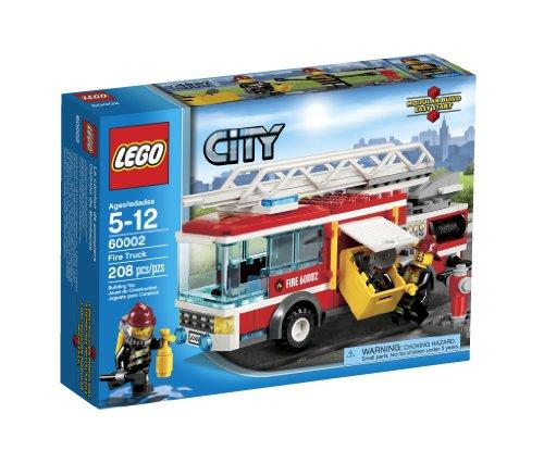 レゴ シティ 6021708 LEGO City Fire Truck 60002レゴ シティ 6021708