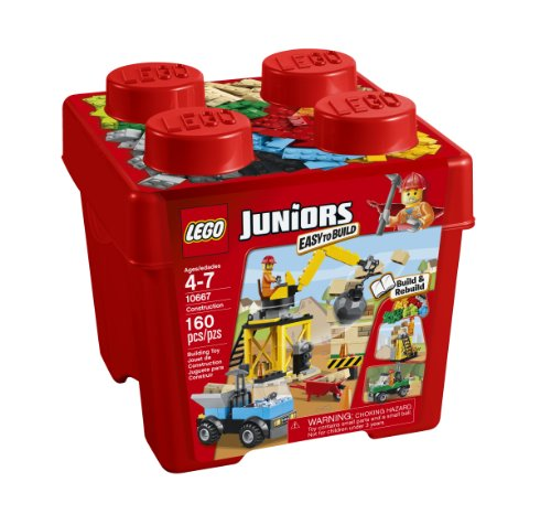 レゴ 6061876 LEGO Juniors 10667 Constructionレゴ 6061876