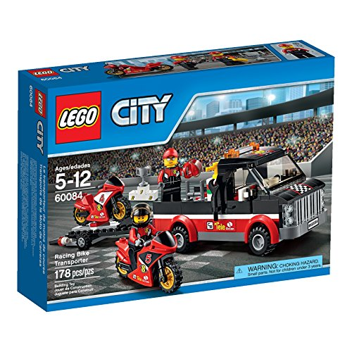 レゴ シティ 6100287 LEGO City Great Vehicles Racing Bike Transporterレゴ シティ 6100287