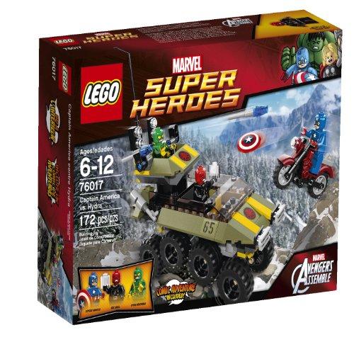 レゴ スーパーヒーローズ マーベル DCコミックス スーパーヒーローガールズ 6062395 LEGO Superheroes Captain America vs. Hydra (76017)レゴ スーパーヒーローズ マーベル DCコミックス スーパーヒーローガールズ 6062395