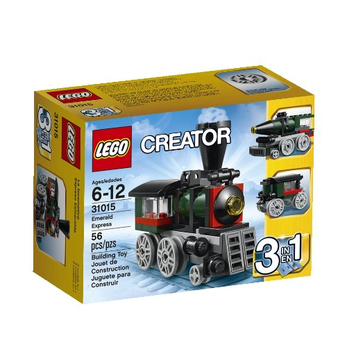 レゴ クリエイター 6060874 LEGO Creator 31015 Emerald Express (Discontinued by manufacturer)レゴ クリエイター 6060874