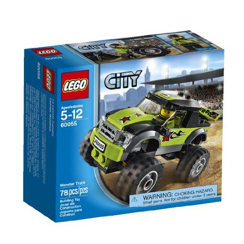 レゴ シティ 6056700 LEGO City Great Vehicles 60055 Monster Truckレゴ シティ 6056700