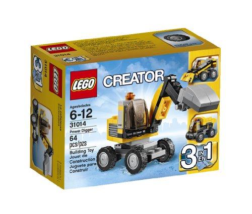 レゴ クリエイター 6060872 LEGO Creator 31014 Power Diggerレゴ クリエイター 6060872