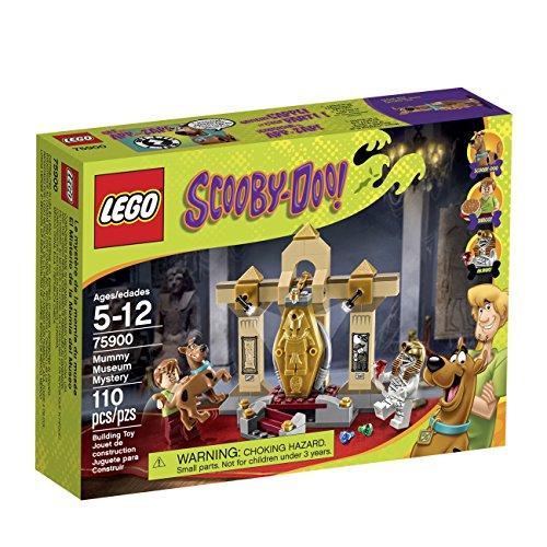 レゴ 6100199 LEGO Scooby-Doo 75900 Mummy Museum Mystery Building Kitレゴ 6100199