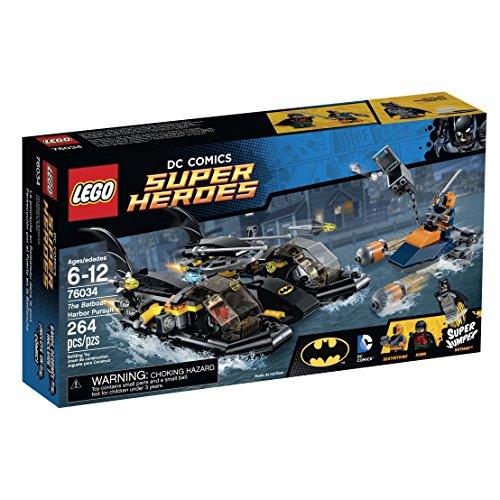 レゴ スーパーヒーローズ マーベル DCコミックス スーパーヒーローガールズ 6100872 LEGO Super Heroes 76034 The Batboat Harbor Pursuit Building Kitレゴ スーパーヒーローズ マーベル DCコミックス スーパーヒーローガールズ 6100872