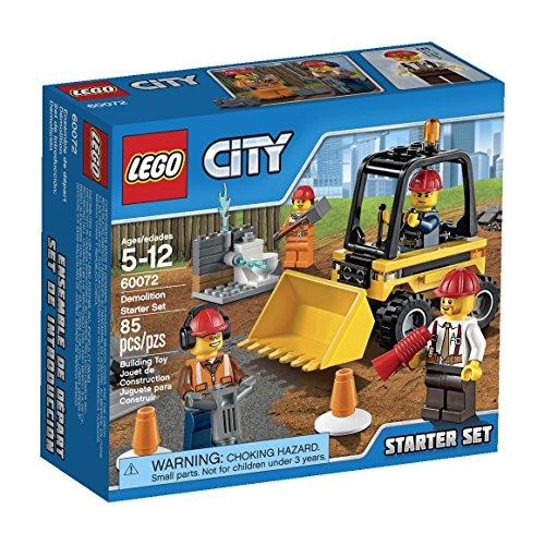 レゴ シティ 6100242 LEGO City Demolition Starter Set (60072)レゴ シティ 6100242