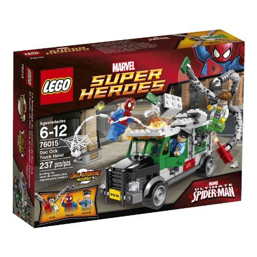 レゴ スーパーヒーローズ マーベル DCコミックス スーパーヒーローガールズ 6062361 【送料無料】LEGO Superheroes 76015 Doc Ock Truck Heist (Discontinued by manufacturer)レゴ スーパーヒーローズ マーベル DCコミックス スーパーヒーローガールズ 6062361