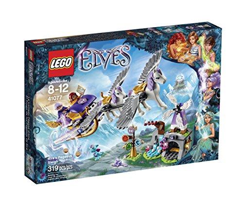 レゴ エルフ 6100713 LEGO Elves 41077 Aira's Pegasus Sleigh Building Kitレゴ エルフ 6100713