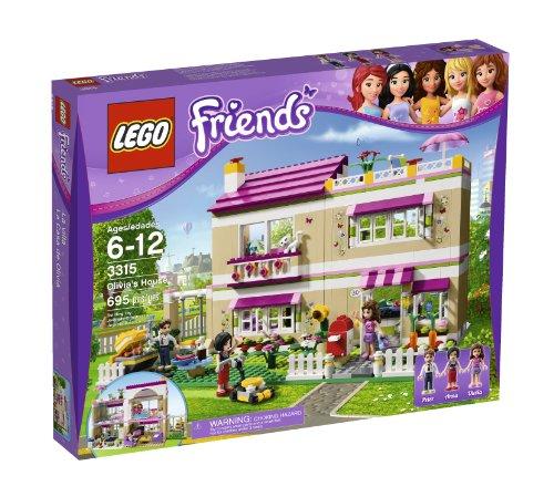 レゴ フレンズ 4653125 【送料無料】LEGO Friends Olivia's House 3315 (Discontinued by manufacturer)レゴ フレンズ 4653125