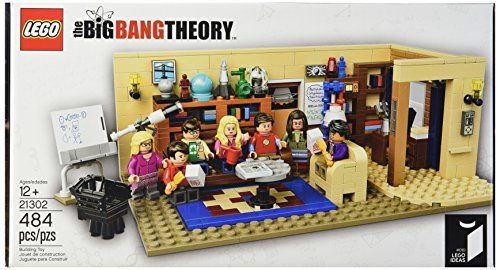 レゴ 6125576 【送料無料】LEGO Ideas The Big Bang Theory 21302 Building Kitレゴ 6125576
