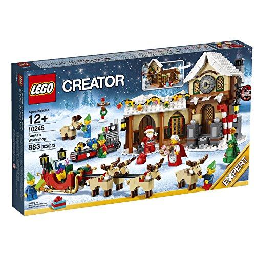 レゴ クリエイター 6061198 LEGO Creator Expert Santa's Workshop (10245)レゴ クリエイター 6061198, 我孫子市 0785fef0