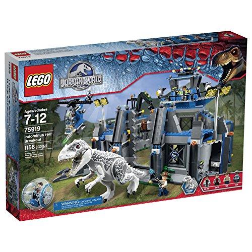 レゴ 6103351 LEGO Jurassic World Indominus Rex Breakout 75919 Building Kitレゴ 6103351, トオノシ 966ab13a