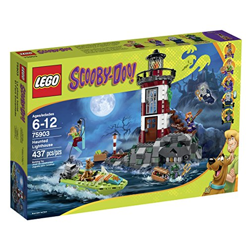 レゴ 6100191 LEGO Scooby-Doo 75903 Haunted Lighthouse Building Kitレゴ 6100191