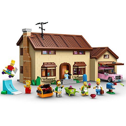 レゴ 6059154 【送料無料】LEGO Simpsons 71006 The Simpsons Houseレゴ 6059154