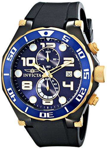 インヴィクタ インビクタ プロダイバー 腕時計 メンズ 17814 【送料無料】Invicta Men's 17814 Pro Diver Analog Display Japanese Quartz Black Watchインヴィクタ インビクタ プロダイバー 腕時計 メンズ 17814