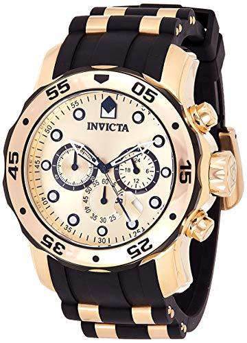 腕時計 インヴィクタ インビクタ プロダイバー メンズ 17885 【送料無料】Invicta Men's 17885 Pro Diver Ion-Plated Stainless Steel Watch with Polyurethane Band腕時計 インヴィクタ インビクタ プロダイバー メンズ 17885