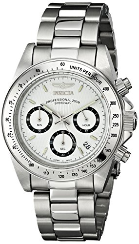 インヴィクタ インビクタ 腕時計 メンズ INVICTA-9211 Invicta Men's 9211 Speedway Collection Stainless Steel Chronograph Watch with Link Braceletインヴィクタ インビクタ 腕時計 メンズ INVICTA-9211