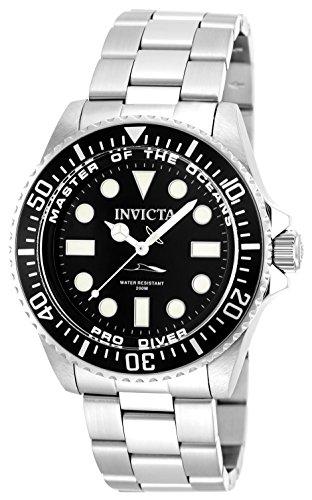 インヴィクタ インビクタ プロダイバー 腕時計 メンズ 20119 【送料無料】Invicta Men's 20119 Pro Diver Analog Display Swiss Quartz Silver Watchインヴィクタ インビクタ プロダイバー 腕時計 メンズ 20119
