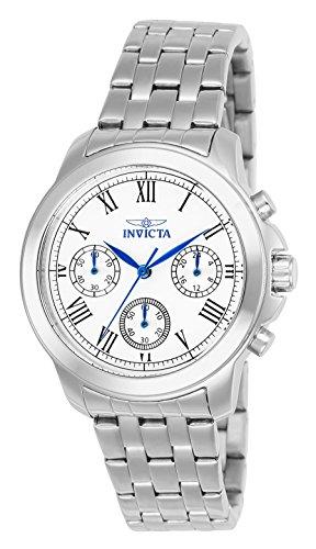 インヴィクタ インビクタ 腕時計 レディース 21653 Invicta Women's 21653 Specialty Analog Display Swiss Quartz Silver-Tone Watchインヴィクタ インビクタ 腕時計 レディース 21653