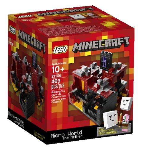 レゴ マインクラフト 6068045 【送料無料】LEGO Minecraft The Nether 21106レゴ マインクラフト 6068045