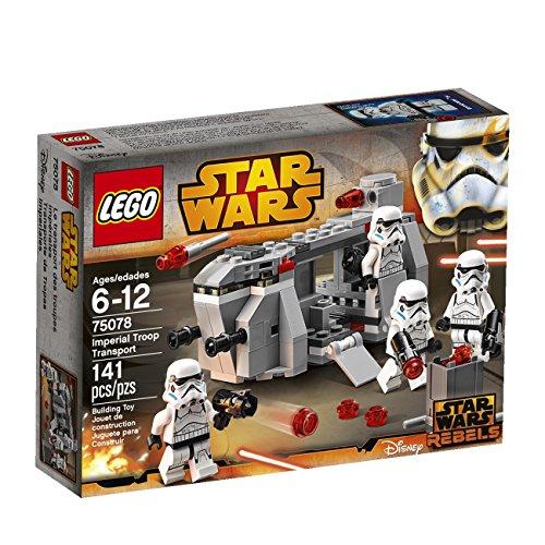 レゴ スターウォーズ 6100493 LEGO, Star Wars, Imperial Troop Transport (75078)レゴ スターウォーズ 6100493