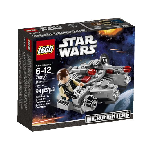 レゴ スターウォーズ 75030 【送料無料】Lego, Star Wars Microfighters Series 1 Milennium Falcon (75030) (Discontinued by manufacturer)レゴ スターウォーズ 75030