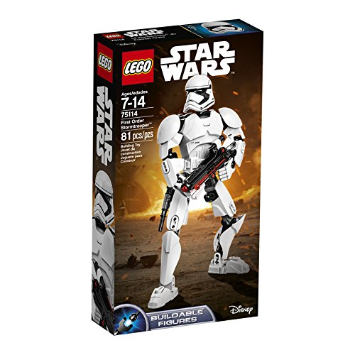 レゴ スターウォーズ 6136877 LEGO Star Wars First Order Stormtrooper 75114 Popular Kids Toyレゴ スターウォーズ 6136877