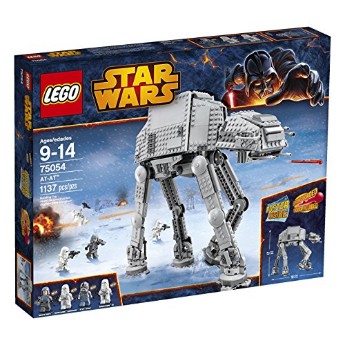 レゴ スターウォーズ 6061437 【送料無料】LEGO Star Wars 75054 AT-AT Building Toy (Discontinued by manufacturer)レゴ スターウォーズ 6061437