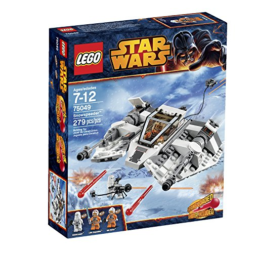 レゴ スターウォーズ 6061139 【送料無料】LEGO Star Wars 75049 Snowspeeder Building Toy (Discontinued by manufacturer)レゴ スターウォーズ 6061139