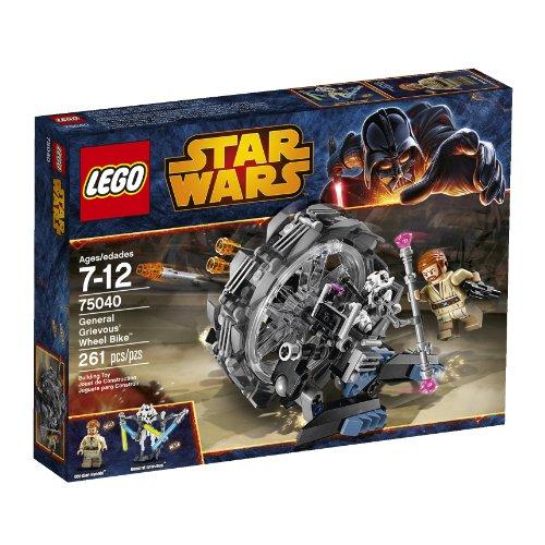 レゴ スターウォーズ 6060939 LEGO Star Wars 75040 General Grievous' Wheel Bike (Discontinued by manufacturer)レゴ スターウォーズ 6060939