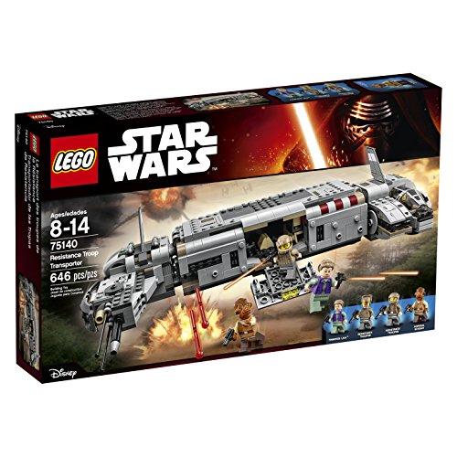 レゴ スターウォーズ 6135813 LEGO Star Wars Resistance Troop Transporter 75140レゴ スターウォーズ 6135813