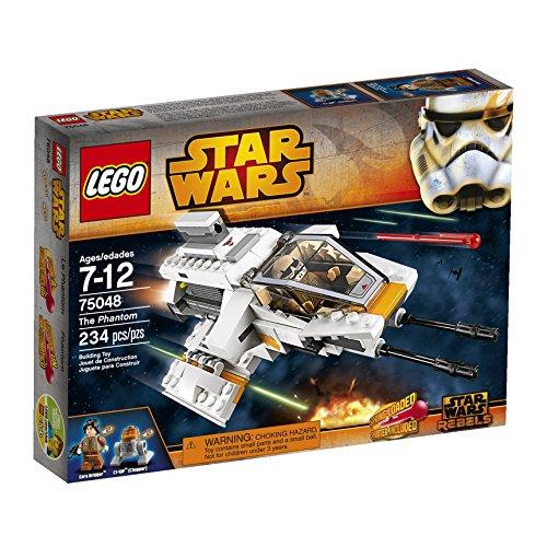 レゴ スターウォーズ 6061137 LEGO Star Wars 75048 The Phantom Building Toy (Discontinued by manufacturer)レゴ スターウォーズ 6061137