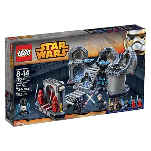 レゴ スターウォーズ 6100612 LEGO Star Wars Death Star Final Duel 75093 Building Kitレゴ スターウォーズ 6100612