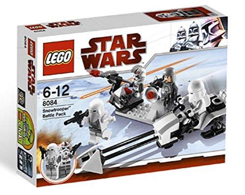 レゴ スターウォーズ 4567480 【送料無料】LEGO Star Wars Snow Trooper Battle Pack (8084)レゴ スターウォーズ 4567480