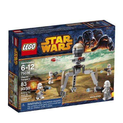 レゴ スターウォーズ 6060928 LEGO, Star Wars, Utapau Troopers (75036)レゴ スターウォーズ 6060928