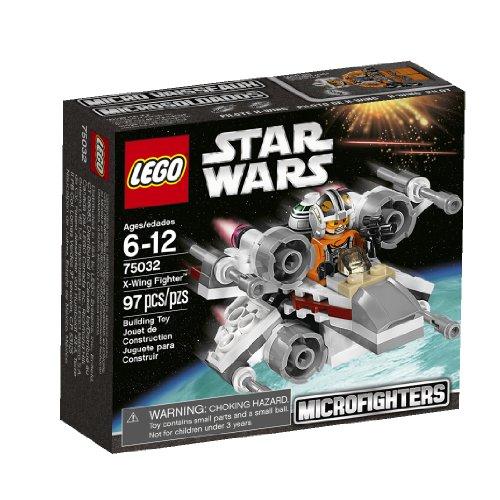 レゴ スターウォーズ 6060910 【送料無料】Lego, Star Wars Microfighters Series 1 X-Wing Fighter (75032)レゴ スターウォーズ 6060910