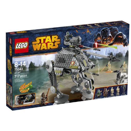 レゴ スターウォーズ 6061129 LEGO Star Wars 75043 AT-AP (Discontinued by manufacturer)レゴ スターウォーズ 6061129