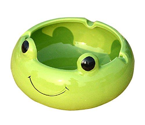 灰皿 海外モデル アメリカ 輸入物 PS-HOM695485011-ALAN01501 【送料無料】Creative Frog Ceramics Ashtrays Cute Home Decoration Ashtrays灰皿 海外モデル アメリカ 輸入物 PS-HOM695485011-ALAN01501